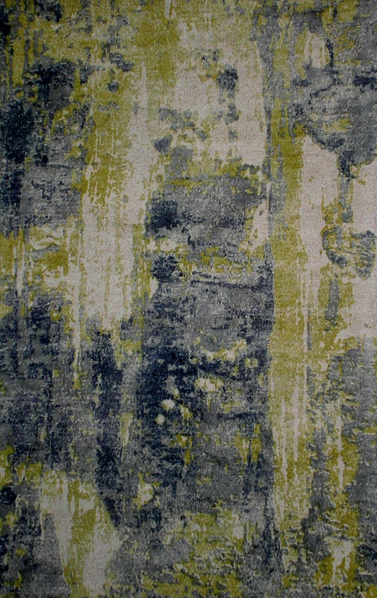 Abstract Hand Tufted Carpet